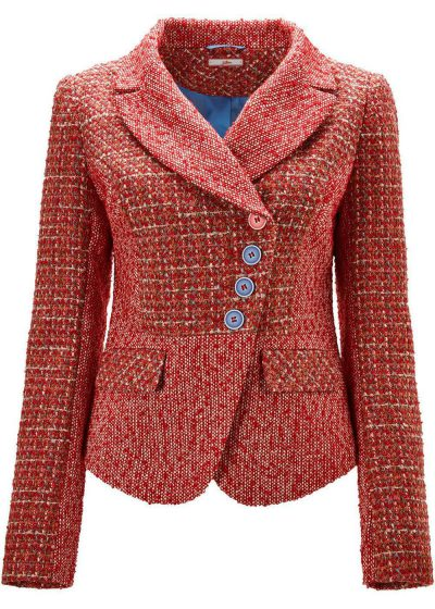 Joe Browns Joe's Favorite Blazer Jasje Rood